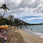 ハワイ旅行の時差